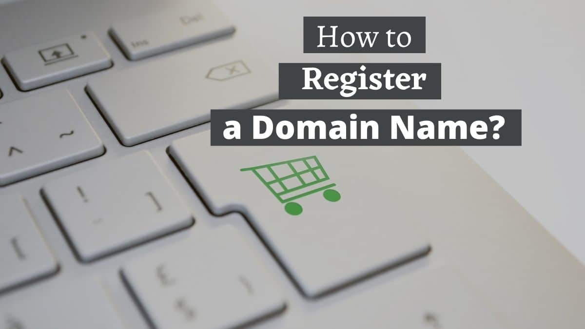 How to buy a domain name from domain registrars?