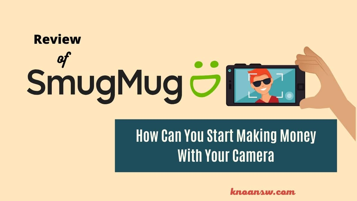 SmugMug Review which the best place to start making money with your camera